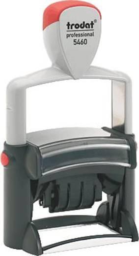 Trodat Datumsstempel Professional Line 5460 56x33mm 4-zeilig