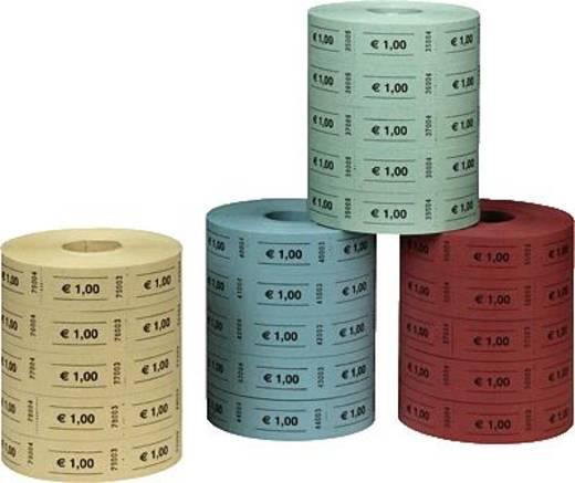 herlitz Wertmarken EUR1/10733368 blau/rot/gelb/grün EUR1,00 Inh.5x1.000