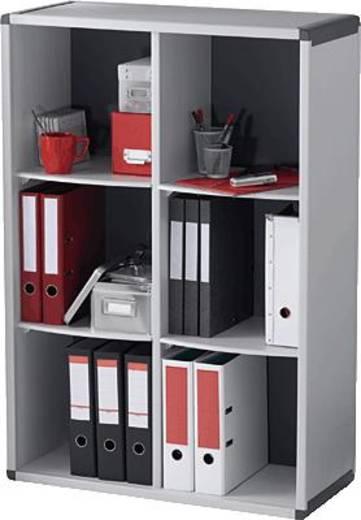 Fastpaperflow Büroregale/BM6K2.11 H1148xB790xT330 mm grau/anthrazit