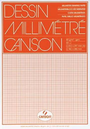 Millimeterpapier DIN A4