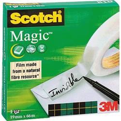 Lepiaca páska 3M SCOTCH® Magic™ 810 7100027117, (d x š) 66 m x 19 mm, matná, 1 ks