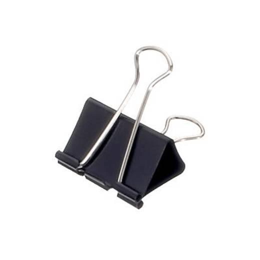 Maul Foldback Klemmer maulys/2154190 41mm schwarz Inh.6