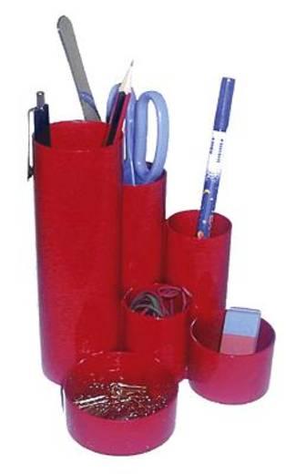 M&M Stifteköcher Schreibtischboy/68500237SP rot Kunststoff