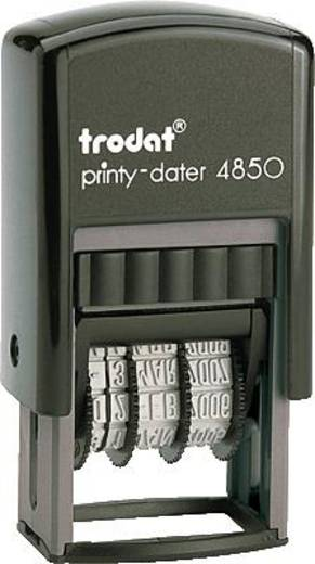 Trodat Datumsstempel Printy 4850/L/4850L2 3,8 mm Bezahlt