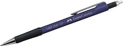 Faber-Castell GRIP 1347 Druckbleistift/134751 blau