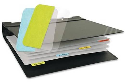 3L Registertaben/10513 12x40mm weiß Inh.48