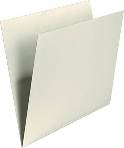 Falken Einstellmappen/80004369 für DIN A4 beige RC-Kraftkarton 180g/qm Inh.100