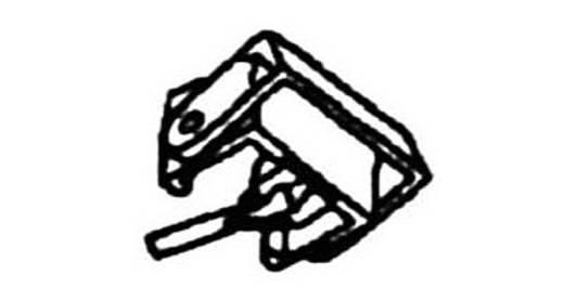 HiFi Plattenspielernadel D 791/2/3/4/5/6/130 Ea 22