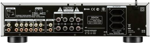 Denon PMA-720AE Stereo-Verstärker 2 x 85 W Silber Lautsprecher A/B-Schaltung