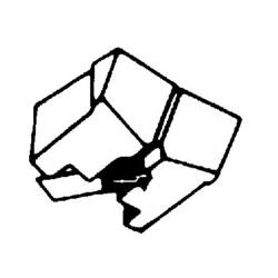 Diamantová jehla EPS 270/290