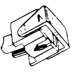 Diamantová jehla prvotřídní kvality Ortofon F/FF/N/NF
