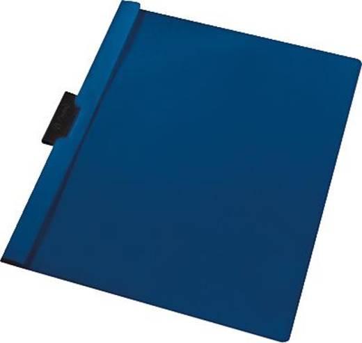Herlitz Klemmhefter A4/10312494 dunkelblau Füllmenge von 30 Blatt
