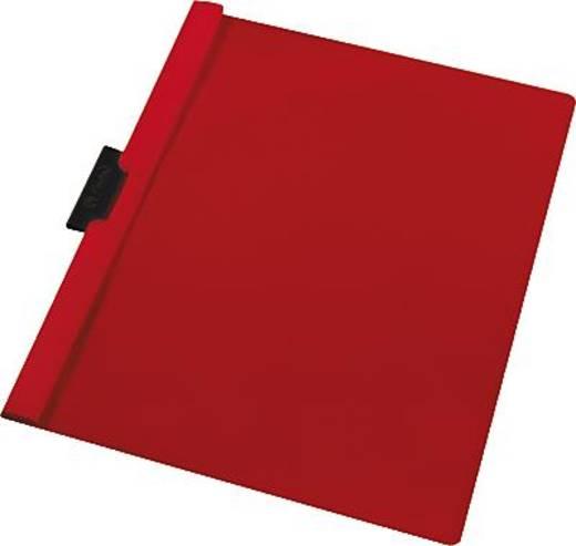 Herlitz Klemmhefter A4/10312502 rot Füllmenge von 30 Blatt