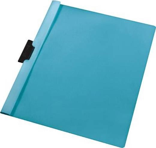Herlitz Klemmhefter hellblau/10915387 A4 Füllmenge von 30 Blatt