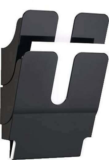 Durable Präsentationsständer schwarz VE2