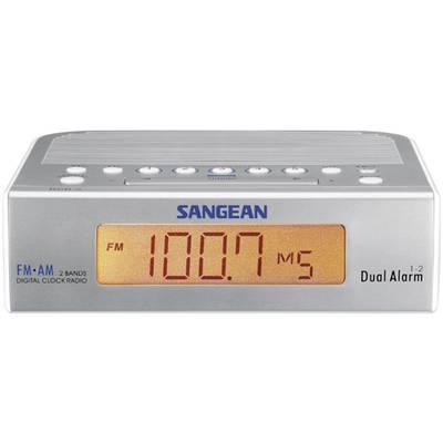 UKW Radiowecker Sangean Atomic 5 AUX, MW, UKW Silber, Weiß Preisvergleich