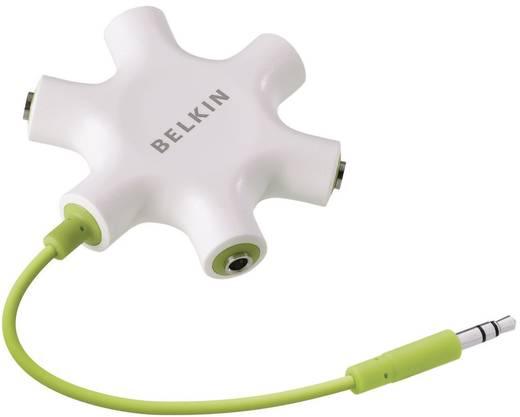 klinke audio y adapter 1x klinkenstecker 3 5 mm 5x. Black Bedroom Furniture Sets. Home Design Ideas