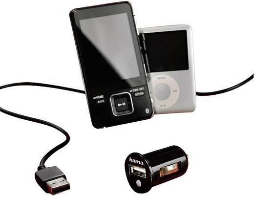 USB-Ladegerät KFZ Hama 00014094 Ausgangsstrom (max.) 650 mA 1 x USB