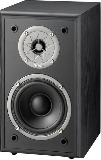 Magnat Regallautsprecher Schwarz 110 W 42 bis 34000 Hz 1 Paar