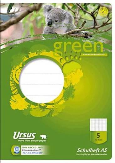 Ursus Schulheft LIN5 040705005 A5 kar