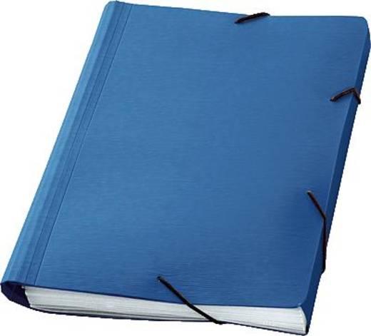 Veloflex Fächermappe Standard/4445050 B330 x H250 x T25 mm blau