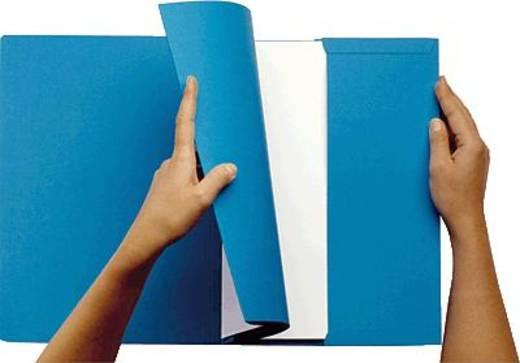 Jalema Kombimappe Secolor/3173102 DIN A4 blau Karton 270 g/qm