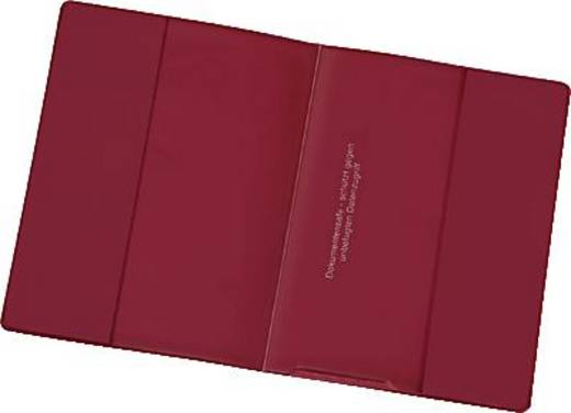 Veloflex Reisepasshülle mit Abschirmfolie/3259800 für ePass
