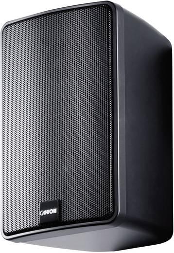 Canton Plus GX.3noir Regallautsprecher Schwarz 100 W 45 bis 26000 Hz 1 Paar