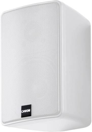 Canton Plus GX.3 blanc Regallautsprecher Weiß 100 W 45 bis 26000 Hz 1 Paar