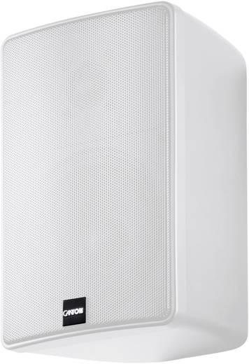 Canton Plus GXL.3 Regallautsprecher Weiß 120 W 40 - 26000 Hz 1 Paar