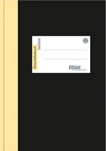Geschäftsbuch Ursus 608360 kariert Weiß DIN A4