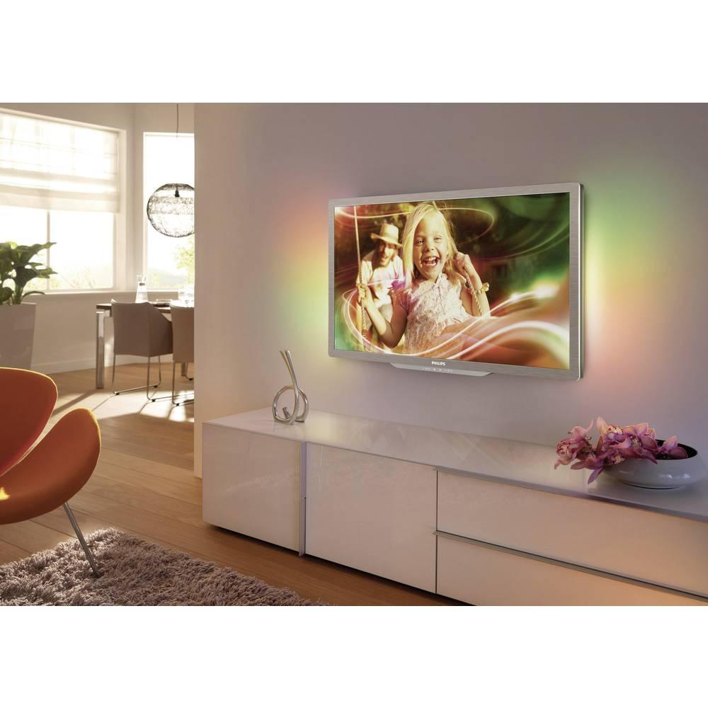philips 37pfl7606k led tv 94 cm 37 inch 1920 x 1080 full hd im conrad online shop 347546. Black Bedroom Furniture Sets. Home Design Ideas