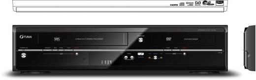 video dvd recorder kombiger t funai wd6d m100 kopieren von vhs auf dvd full hd upscaling. Black Bedroom Furniture Sets. Home Design Ideas