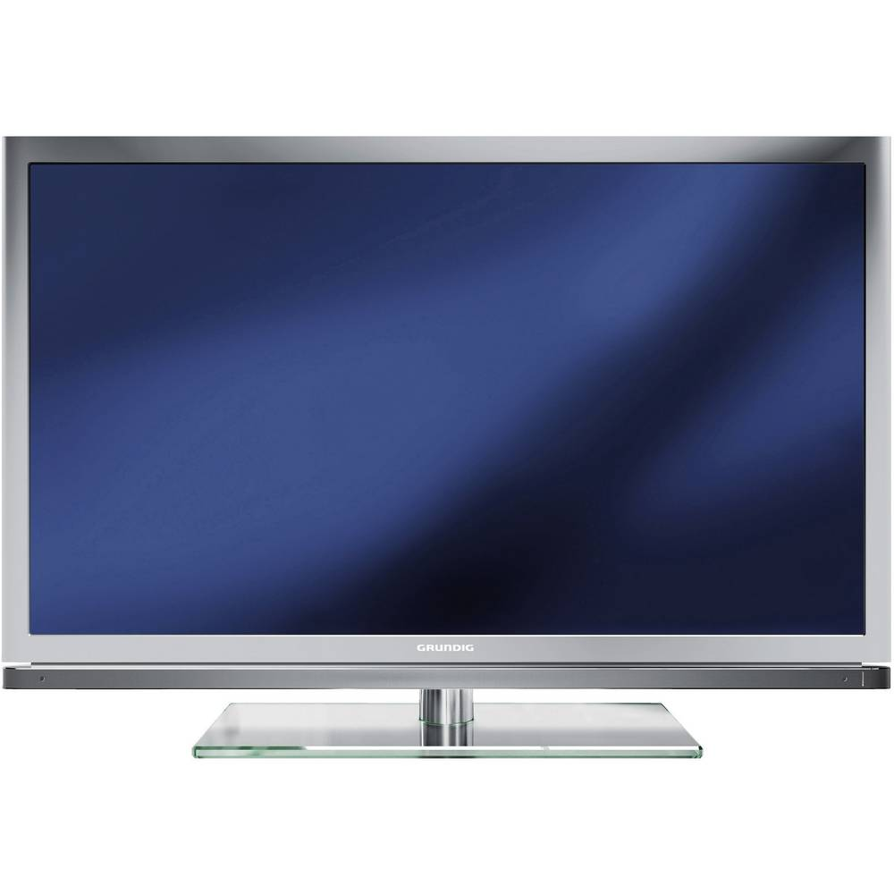 grundig led tv 46 vle 8160 sl 117 cm 46 inch 6 ms dvb c with hdtv dvb s dvb t silver from. Black Bedroom Furniture Sets. Home Design Ideas