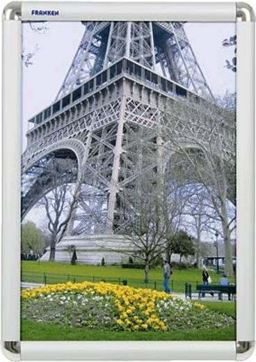 Franken Bilder Wechselrahmen BS0702 Papierformat: DIN A3 (B x H x T) 32.7 x 45 x 1.2 cm Silber