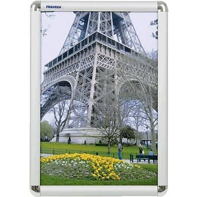 Franken Bilder Wechselrahmen BS0702 Papierformat: DIN A3 (B x H x T) 32.7 x 45 x 1.2 cm Si Preisvergleich