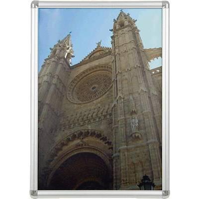 Franken Bilder Wechselrahmen BS0703 Papierformat: DIN A2 (B x H x T) 45 x 62.4 x 1.2 cm Si Preisvergleich