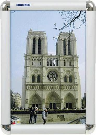 Franken BS0701 Bilderwechselrahmen Transparent, Silber (B x H x T) 240 x 327 x 12 mm