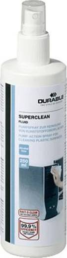 Durable Oberflächenreiniger SUPERCLEAN fluid/5781-19 Inh.250 ml