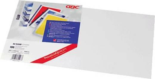 GBC Einbanddeckel/CF121880 A3 100 0,18 mm