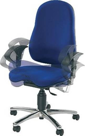 Topstar Drehstuhl Sitness 10 blau/SI59UG26 blau