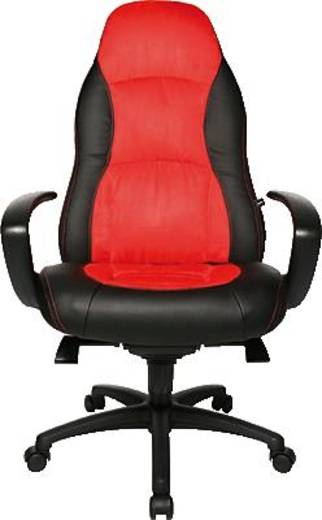 Topstar Drehstuhl Speed Chair rot/SC20FTC1 schwarz/rot