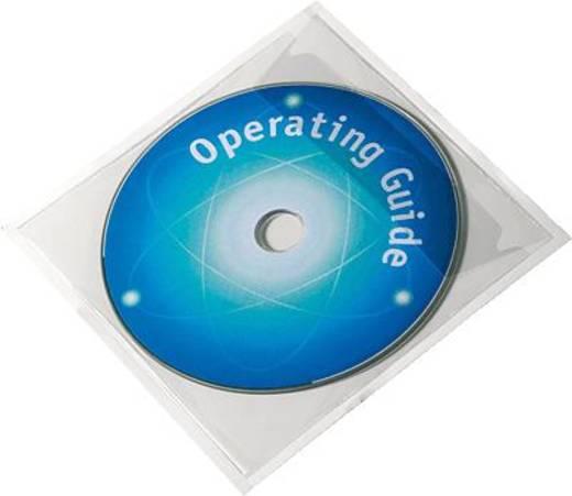 DURABLE CD-Taschen Pocketfix/8080-19 CD/DVD 10