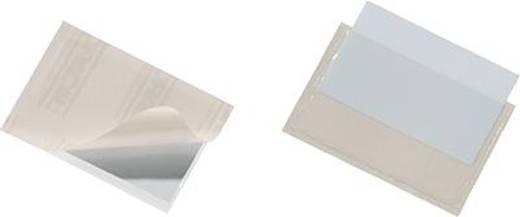 DURABLE Selbstklebe-Tasche Pocketfix/8093-19 57 x 90 mm 10 oben