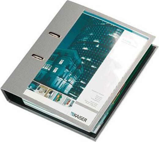 Durable Selbstklebetasche Pocketfix Verwendung für Papierformat: DIN A4 (B x H) 210 mm x 297 mm Transparent 25 St. 8096-
