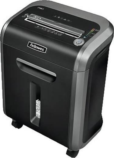 Aktenvernichter Fellowes Powershred® 79Ci;Partikelschnitt Sicherheitsstufe 4 Vernichtet auch Büroklammern, CDs, DVDs, H