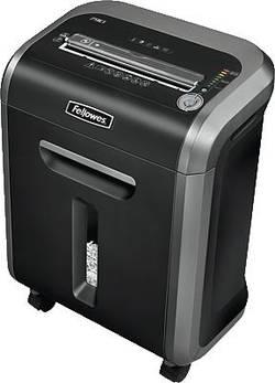 Image of Aktenvernichter Fellowes Powershred® 79Ci Partikelschnitt Sicherheitsstufe 4 Vernichtet auch Büroklammern, CDs, DVDs,