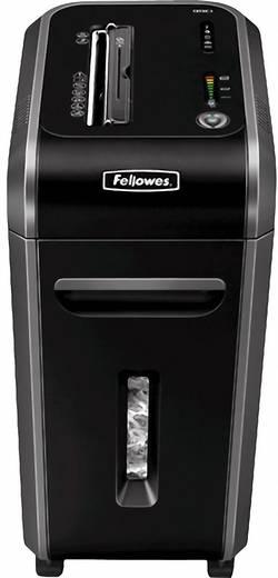 Aktenvernichter Fellowes 99CI Partikelschnitt Sicherheitsstufe 4 Vernichtet auch Büroklammern, CDs, DVDs, Heftklammern,