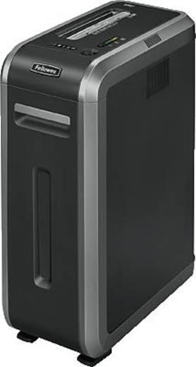 Aktenvernichter Fellowes 125CI Partikelschnitt Sicherheitsstufe 4 Vernichtet auch Büroklammern, CDs, DVDs, Heftklammern,