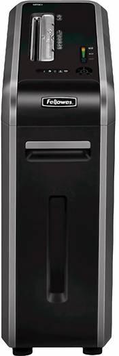 Aktenvernichter Fellowes 125CI Partikelschnitt Sicherheitsstufe 4 Vernichtet auch Büroklammern, CDs, DVDs, Heftklammern, Kreditkarte